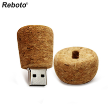 Mushroom USB Flash Drive Memory Stick 4GB 8GB U Disk 16GB 32GB 64GB Pen Drive USB 2.0