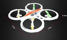 RC drone juguetes LS124 RC Quadcopter helicopter brinquedos 2.4GHz 4CH 3D 6-Axis UFO toys RC helicopter for kids gift
