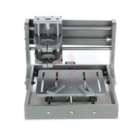 DIY CNC machine frame 2020 without stepper motor