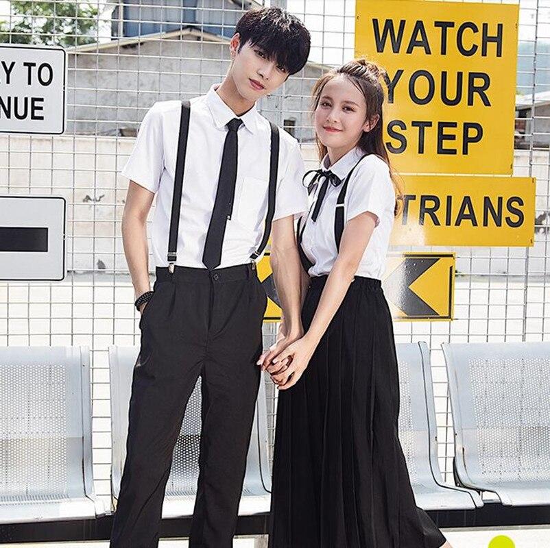 9a2d83761 Cheap Estudiante japonés uniforme de la escuela traje académico estilo  coreano uniformes Espana mujer de clase