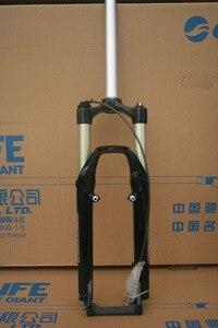 """Image 2 - 26"""" RST First Air Suspension Fork  Remote control, Manual control, rebound adjustable,  disc brake fork, V brake fork"""