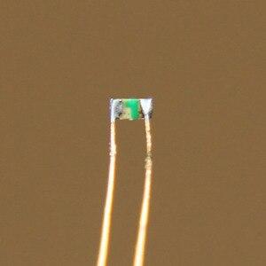Image 5 - C0402 40 chiếc Trước Hàn Micro 0.1mm Đồng Có Dây 0402 SMD Led Khác Nhau Màu Sắc ĐỎ CAM XANH DƯƠNG VÀNG XANH