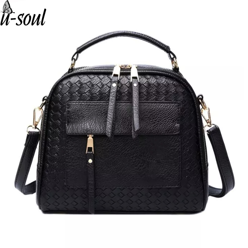 women bag knitting women handbag fashion weave shoulder bags small casual cross body messenger bag totes A594 vogue star 2017 new arrival knitting women handbag fashion weave shoulder bags small casual cross body messenger bag totes la451 page 5 href