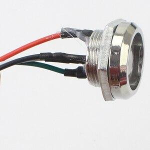Image 3 - 20 pz/lotto ds 1990a carta ibutton TM sonda lettore di IB 9092 con la luce del LED per DS1990 DS1991 DS1996 DS1961 carta