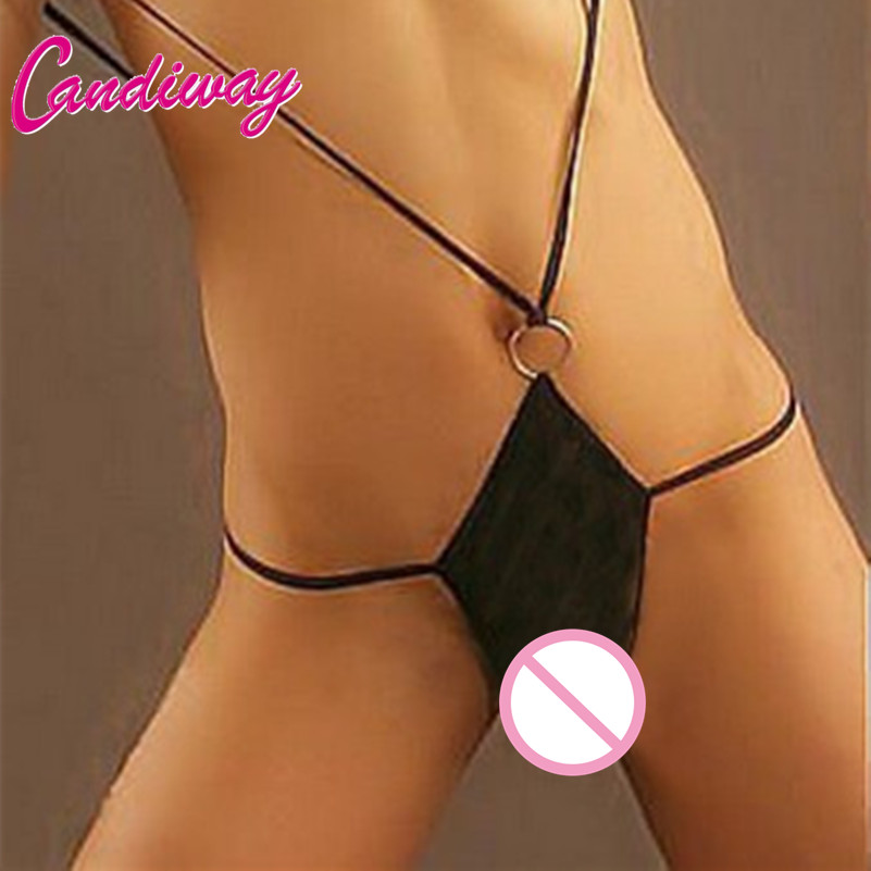 Hot Sexy Lingerie G-strings Fashion Men's Low Waist Briefs Bikini Sexy Underwear Bodystocking Jumpsuit Body Stocking Thong Ptany