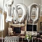 helium giant balloon...