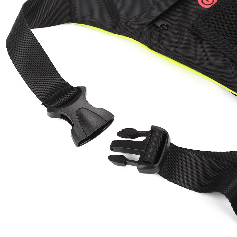 Efficient Usb Charging Led Light Warning Vest Backpack Mtb Bike Bag Safety Led Signal Vests Warning Accessories Back To Search Resultssports & Entertainment