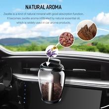 Zeolite Aroma Car Holder