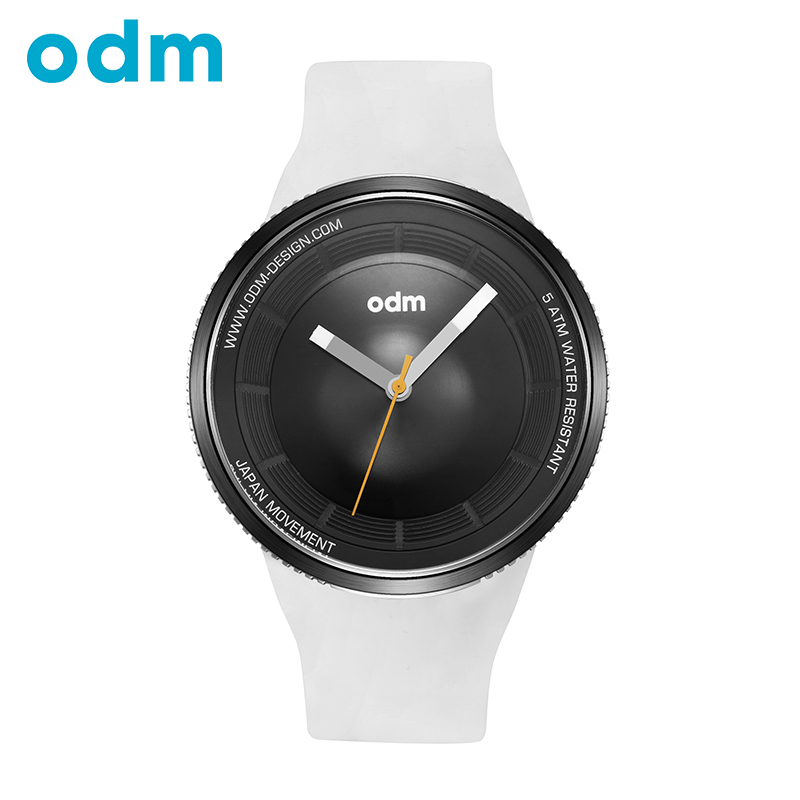 ODM Top Luxury Brand Creative Design Fashion Silicone Strap Quartz Men Watch Waterproof Women Wristwatch DD160 hansying nostalgia newspaper and coffee creative design boy girls kids waterproof quartz watch suitable women men watch