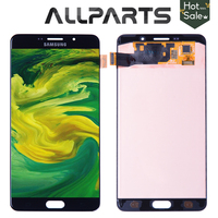 Original 6 0 Gold AMOLED Display For SAMSUNG Galaxy A9 LCD Screen Touch Digitizer 2016 A9
