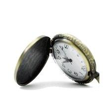 Naruto Vintage Leaf Figure Pocket Watch
