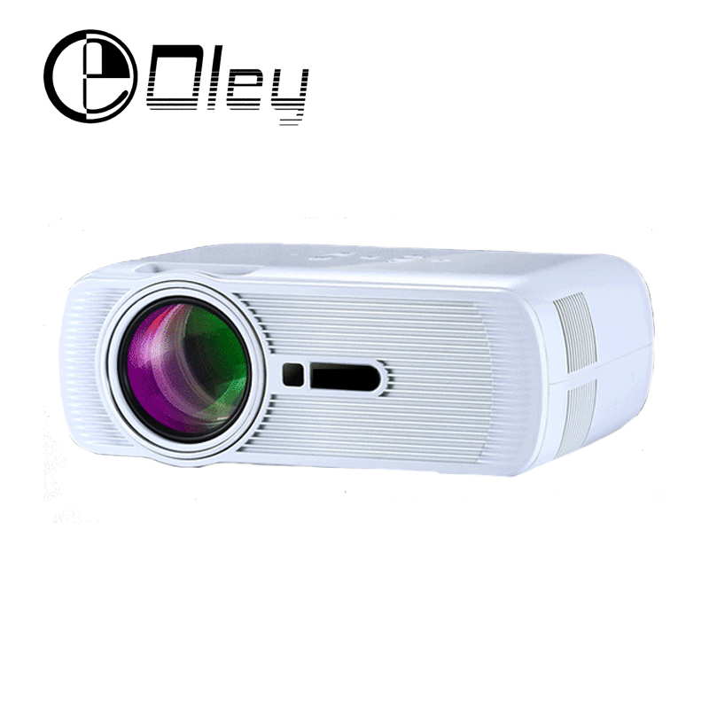 OLEY BL80 Home Theater Cinema 1080P HD HDMI USB Video Digital Portable WIFI Smart Android Airplay LCD LED Mini Projector proyect