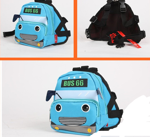 Backpack For Pet Cat Puppy Carrier Bag School Dog Outdoor Portable Food