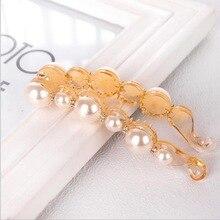 Korea Pearl Hair Clips