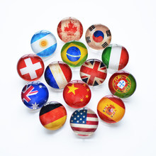 S10 Russian Ukraine Belarus Kazakhstan Korea Poland Netherland Country Flag Badges Backpack Icons Brooch For Clothes Rozet(China)