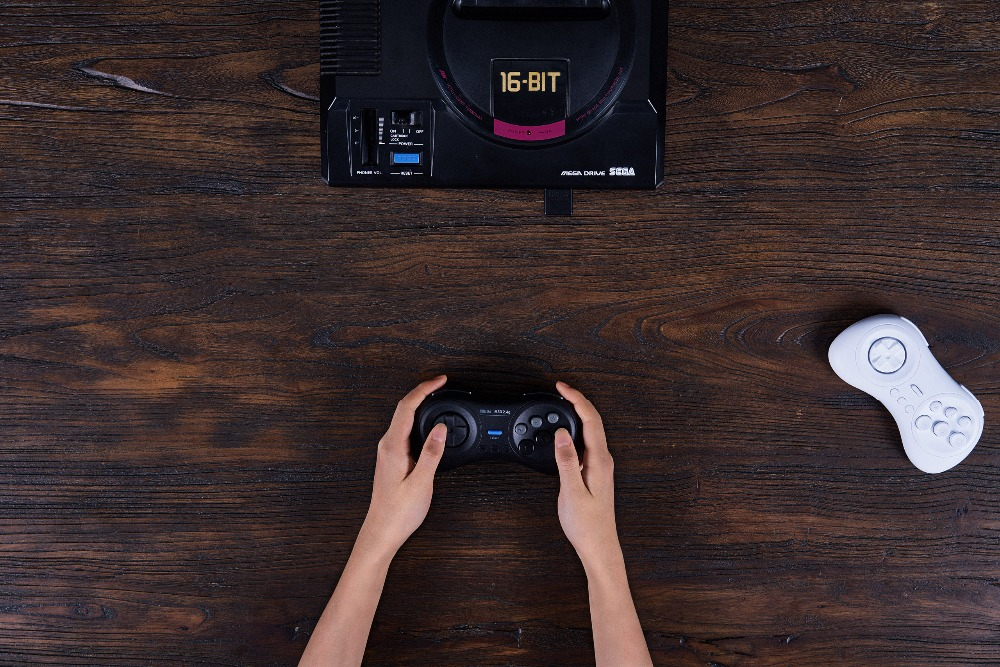 8BitDo M30 2.4G Wireless Gamepad for the Original Sega Genesis and Sega Mega Drive - Sega Genesis 9