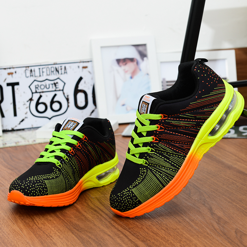 Breathable Casual Shoes Unisex Fashion lace-up Air Shoes For Women Walking Air Mesh Shoes Zapatos Mujer Women Plus Size  fashion designer famous brand air mesh glossy men casual shoes summer outdoor breathable durable lace up unisex fashion shoes