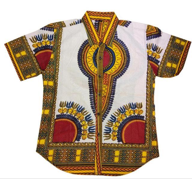 2017 afrikanische Druckhemd Marke Kleidung Slim Fit Shirt Dashiki Männer  Casual Shirts Mens Afrika Bekleidung aa1a3b8d84