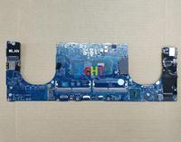 Dell XPS 9550 4GXH1 04GXH1 CN-04GXH1 CAM00/01 LA-E331P i5-7440HQ 노트북 마더 보드 메인 보드 테스트