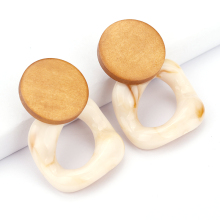 Women's Square Shaped Earrings