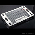 For SUZUKI GSR 400/600 GSR400 GSR600 2006-2012 Motorcycle Radiator Grille Guard Cover Protector Fuel Tank Protection Net