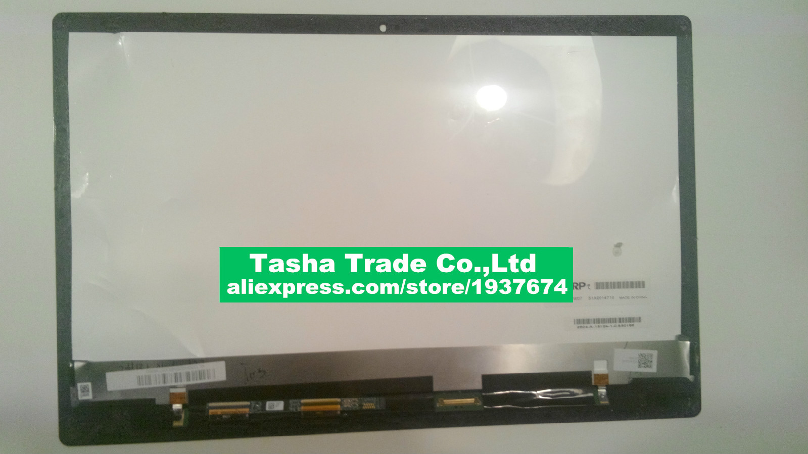 For Acer Spin 5 SP513 51 1920 1080 LCD Touch Screen Digitizer Assembly Matrix Assembly FHD