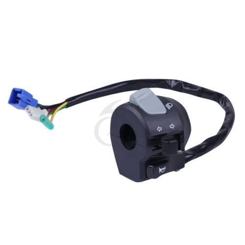 Left Hand Motorcycle Switch Assy For YAMAHA YBR125 YBR 125 2002-2013 brand new motorcycle engine assy fuel gas pump for yamaha ybr 125 ybr 250 all models petrol pump