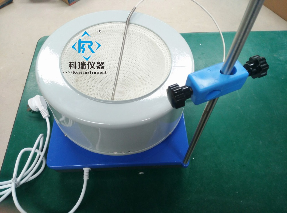 1L China Factory Price for Magnetic stirrer with 1l heating mantle with speed and temperature digital display1L China Factory Price for Magnetic stirrer with 1l heating mantle with speed and temperature digital display