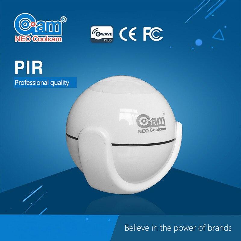 NEO Coolcam NAS-PD01ZE NAS-PD01ZU UE US Z-vague Pir Motion Sensor Détecteur Domotique Système D'alarme Alarme de Mouvement