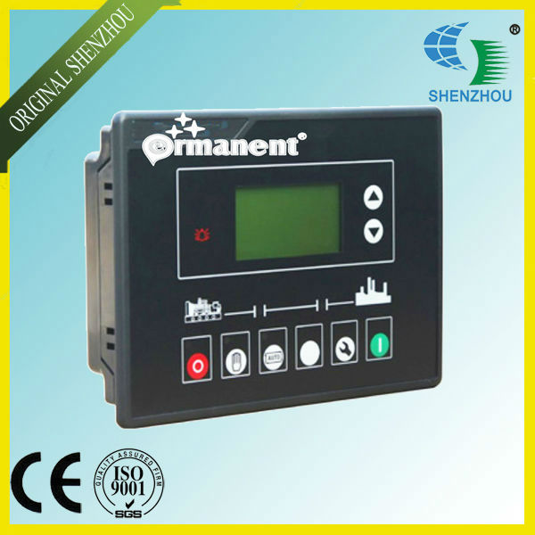 Generator ATS Panels 6120 For Spare Parts Of Electrical Control Panel