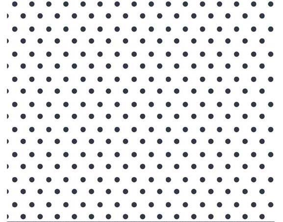 Hedendaags Custom vinyl doek zwarte stippen behang fotografie achtergronden UX-87