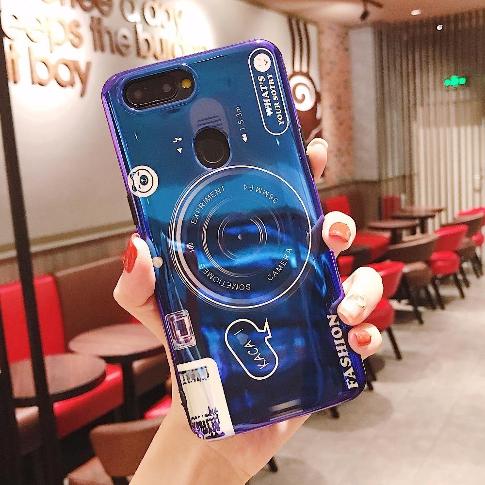 Silikon Telefon Fall Für Huawei Mate 20 Pro Mate 20 Lite Fall Kamera Ständer Halter Weiche TPU Abdeckung Für Huawei P Smart P30 Pro Fall - 6