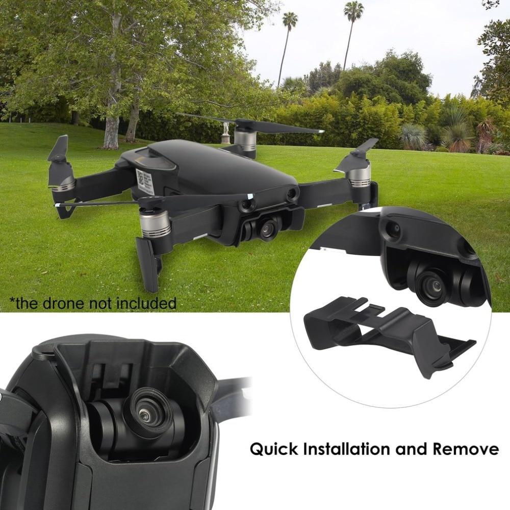 Integrated Lens Sunhood For DJI MAVIC AIR Quick-Release Gimbal And Camera Protector Anti-glare Cap Cover Sunshade For Mavic Air