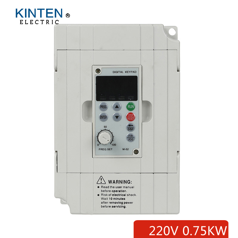 0.75KW 4A 220v single phase input and 220v 3 phase output motor speed controller/ac drives/frequency inverter панель декоративная awenta pet100 д вентилятора kw сатин