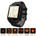 2016 Newest U11S Smart Watch MTK6580 Quad Core Android 5.1 Watch  Support GPS Wifi Camera Heart Rate Monitor Watches Smartwatch