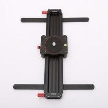 FLIME Tool портативная камера parallax track pocket slider Для Gopro, смартфона, DSLR камеры с диапазоном съемки до 90 градусов