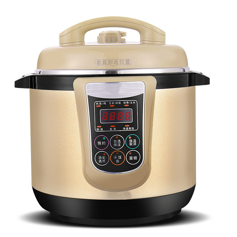 Electric Pressure Cookers pressure cooker double - bravery smart 4l rice sweet electric cooker. electric pressure cookers pressure cooker 8l commercial intelligent electric high canteen rice