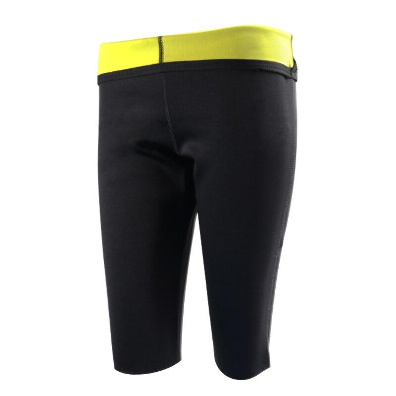 DropShipping ECMLN Thermo Neoprene Suor Das Mulheres Emagrecimento Calças Quentes Shapers Do Corpo Burne Calcinha de Controle Da Cintura Magro do Estiramento da Aptidão