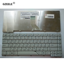 GZEELE Новая русская клавиатура для ноутбука acer Aspire 5520 5520G 5920 5920G 5920Z 5920ZG AS5920-6582 AS5920-6661 RU версия белый