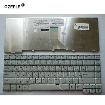 GZEELE-teclado ruso para ordenador portátil Acer Aspire 5520, 5520G, 5920, 5920G, 5920Z,...