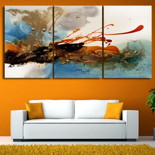 Cuadros Fashion Canvas Art Abstract Painting Color Cloud Wall Decor Pictures No Frame Tableau Peinture Sur Toile Posters(China)