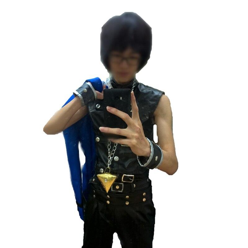 Yu-Gi-Oh The Dark Side of Dimensions Yugi church Cosplay Costume