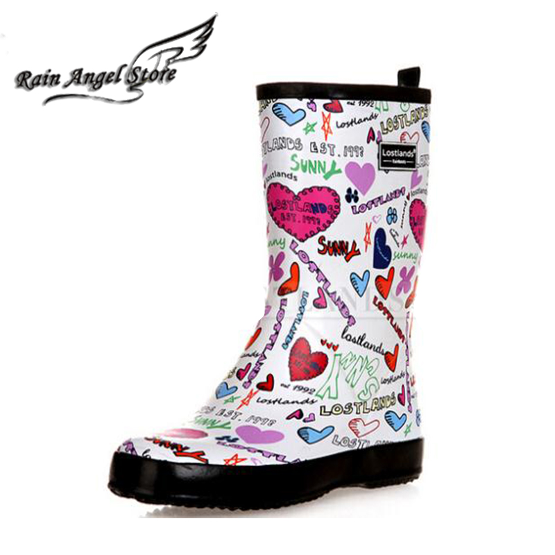 rainboots women page 4 - leather