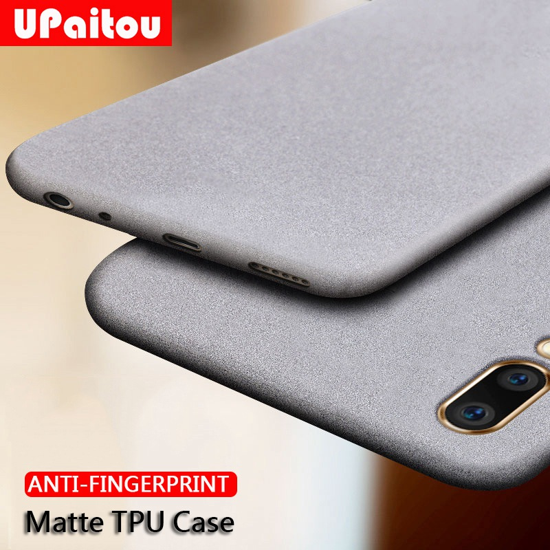 UPaitou Case for Vivo V15 V11 Pro V11i Y97 Anti Fingerprint Case Soft Silicone Matte Ultra Slim TPU Cover for VIVO V11i Case(China)