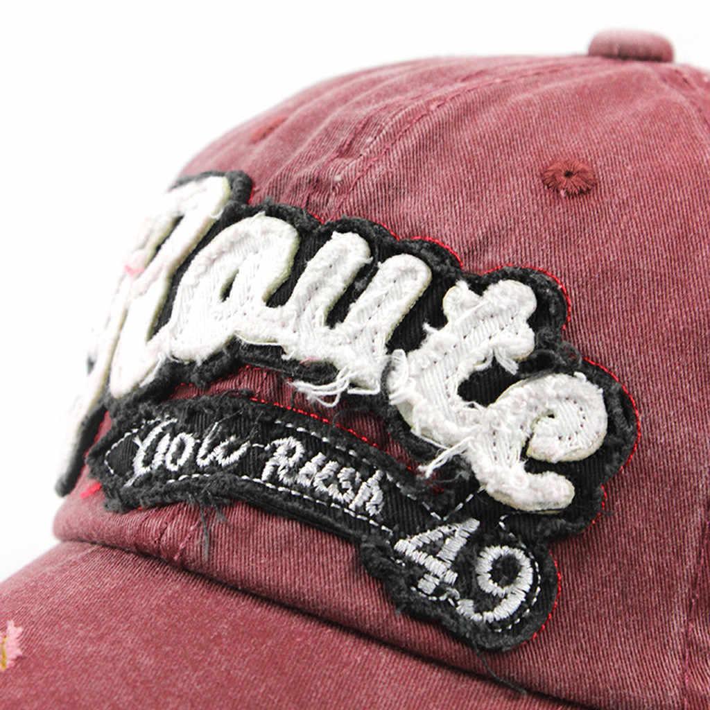 Unisex Caps Outdoor Katoenen Baseball Cap Vrouwen Mannen Snapback Zomer Verstelbare Casual Hoeden Hiphop Caps Hoge Kwaliteit