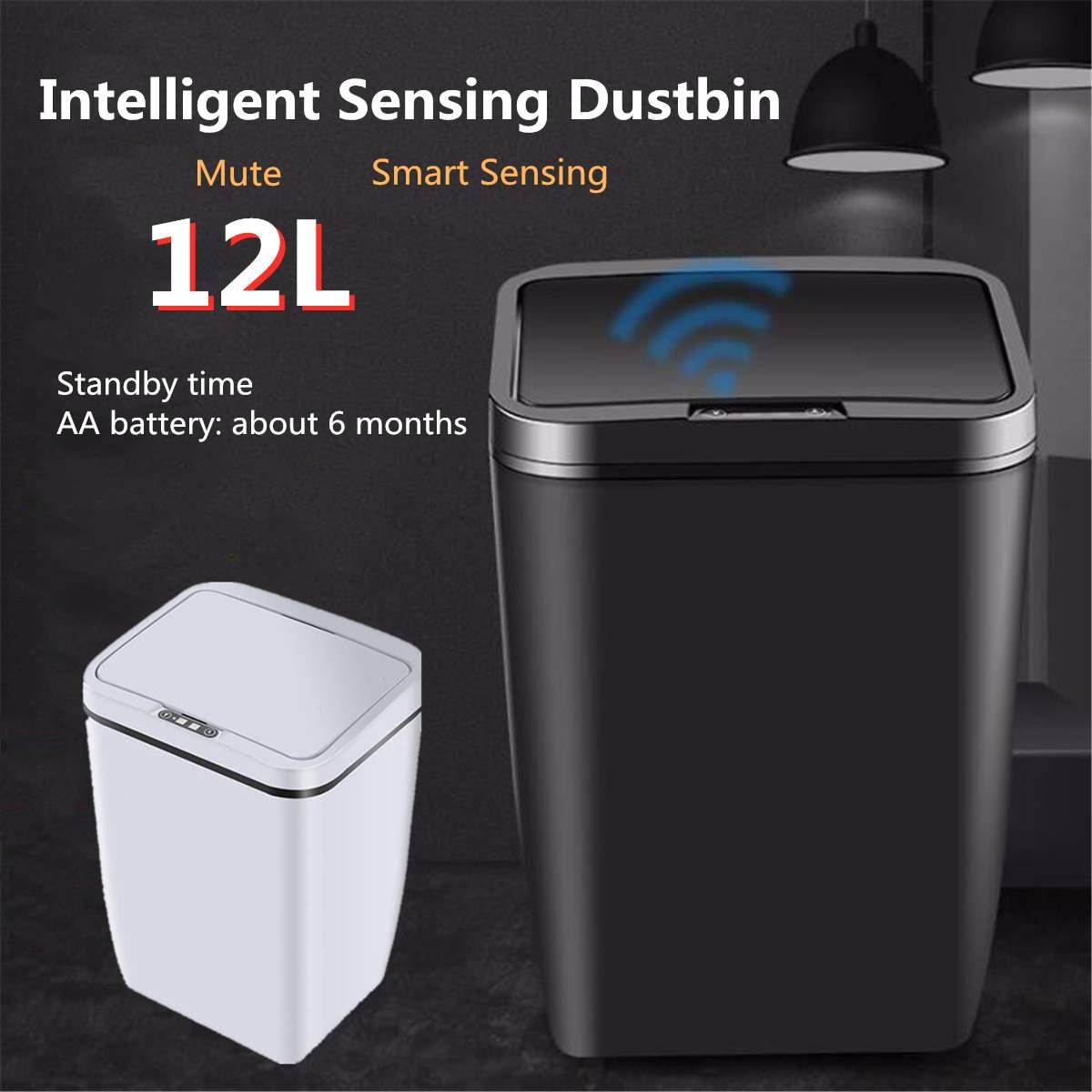 12L Automatic Sensor Dustbin…