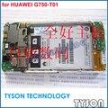 Placa base para HUAWEI G750-T01 placa base envío gratis