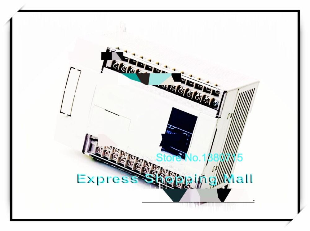 New XC3-32RT-C PLC CPU DC24V 18 DI NPN 14 DO Relay&Transistors xc3 24r c plc cpu dc24v 14 di npn 10 do relay with new original