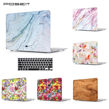 Pattern Hard Print Laptop Sleeve for Apple Macbook Air Pro Retina 11 12 13.3 15 inch Mac book Touch bar 13 Case Cover