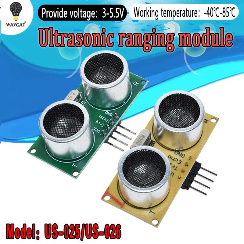 Новый ультразвуковой датчик волны US-025 US-026 world, модуль дальности для датчика расстояния arduino, а не детской
